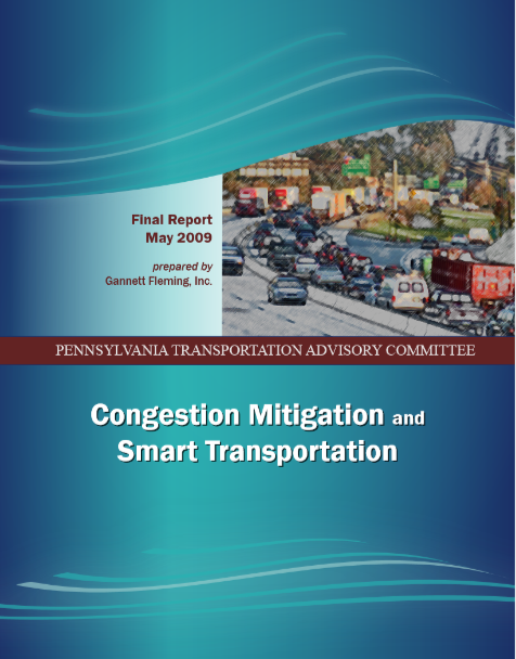 Congestion Mitigation and Smart Transportation cover