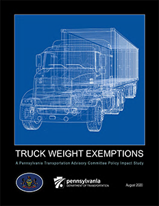 Truck Weight Exemptions cover