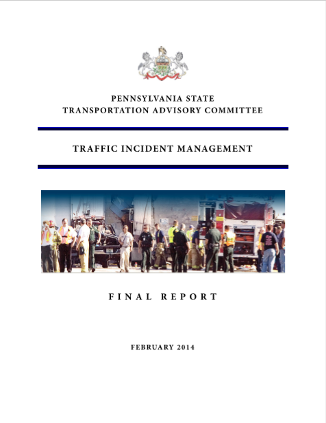 Traffic Incident Management cover