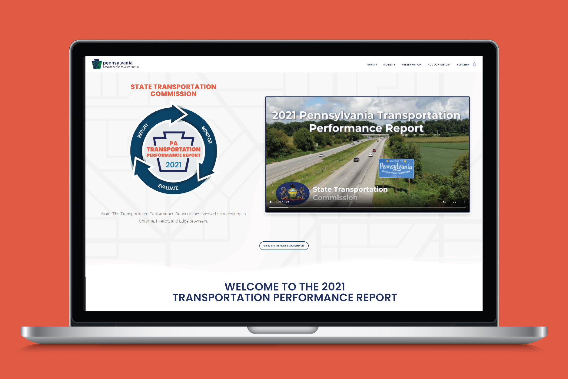 2021 Transportation Performance Report